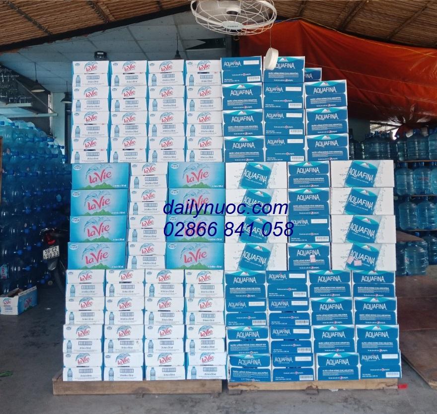 Nước uống đóng chai quận Gò Vấp