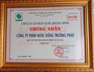 Đại lý nước uống Ion Life chính hãng quận Phú Nhuận