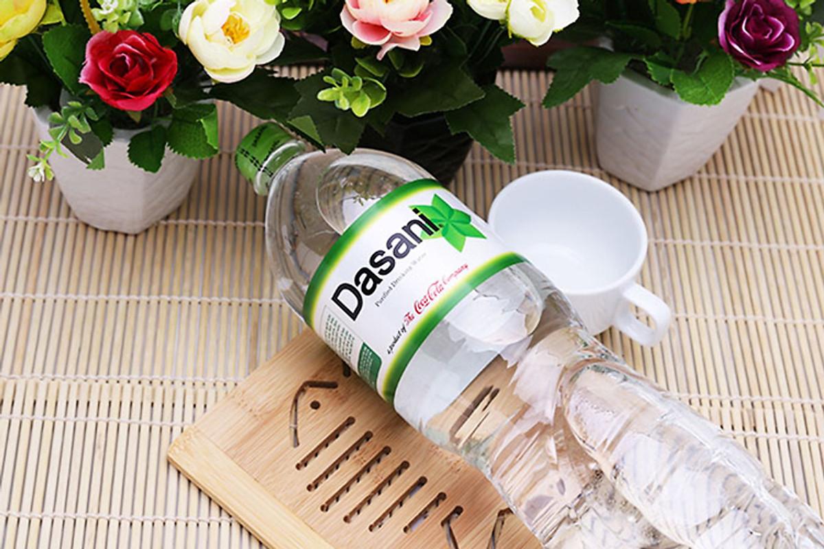 Nước uống tinh khiết Dasani tốt cho  cơ thể con người