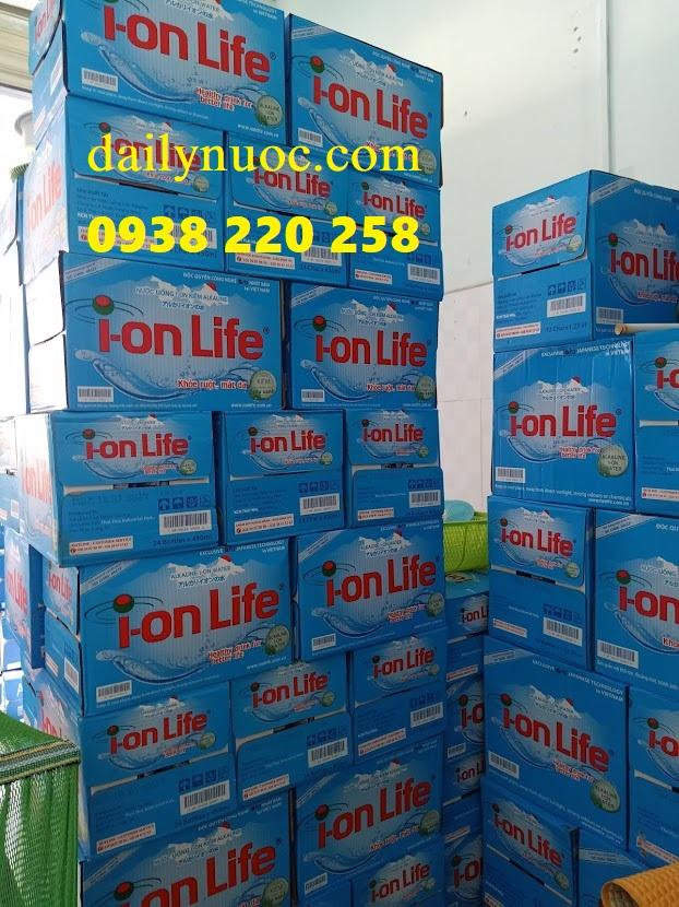 Đại lý cung cấp nước Ion Life tại TPHCM uy tín
