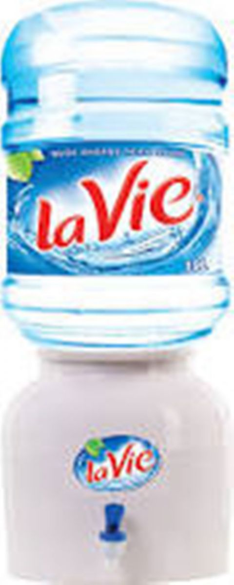 Bình sứ lavie đựng nước
