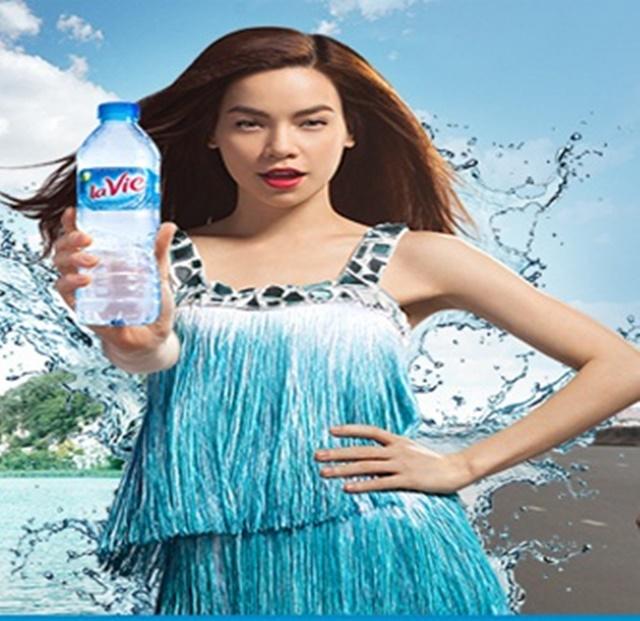 Nước khoáng Lavie chai 500ml giá rẻ