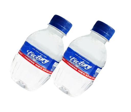 Nước suối đóng chai Victory 250ml tiện dụng, giá tốt ( Thùng 24 chai)