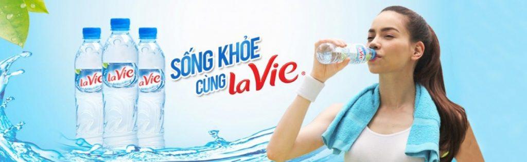 Nước uống đóng chai Lavie 20l cung cấp khoáng chất cho cơ thể con người