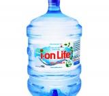 Bình Nước Khoáng Ion Life 19L (Up- Có Vòi) Tiện Lợi, Dễ Sử Dụng