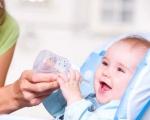 Trẻ sơ sinh uống nước lọc được không?